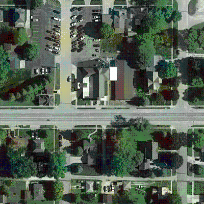 Sumner Iowa Map.Church Of The Immaculate Conception Sumner Iowa Usa