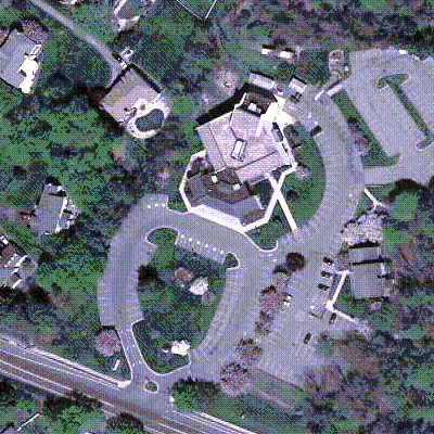 Church of St. Francis of isi, Derwood, Maryland, USA on